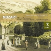 Play & Download Mozart: Piano Concerto Nos 20, 23, 24, & 25 by Melvyn Tan | Napster