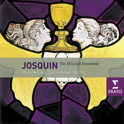 Play & Download Josquin Desprez: Motets and Chansons/Hilliard Ensemble by Paul Hillier | Napster
