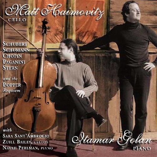 The Rose Album by Matt Haimovitz