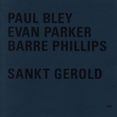 Sankt Gerold by Paul Bley