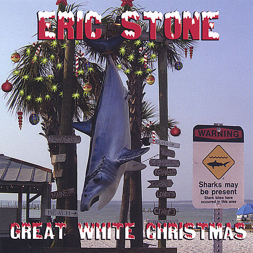 Great White Christmas by Eric Stone