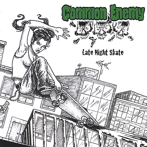 Play & Download Late Night Skate by Common Enemy | Napster