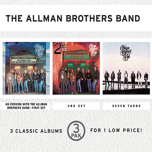 Play & Download An Evening... 1st Set/2nd Set/Seven Turns by The Allman Brothers Band | Napster