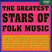 Play & Download The Greatest Stars Of Folk Music by Various Artists | Napster