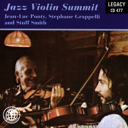 Jazz Violin Summit by Jean-Luc Ponty