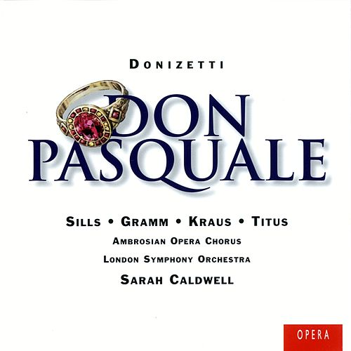 Play & Download Donizetti: Don Pasquale by Beverly Sills | Napster