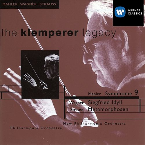 Play & Download Mahler 9/Wagner/R Strauss by Philharmonia Orchestra | Napster