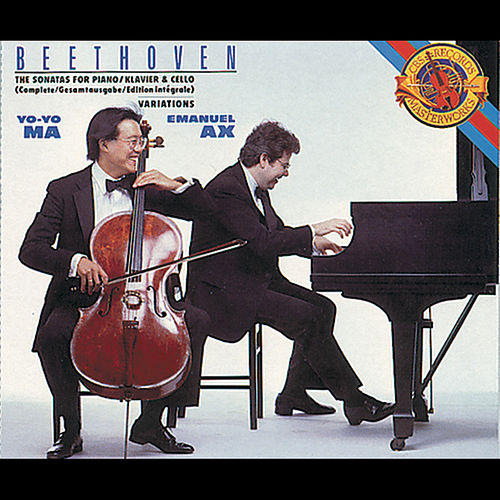 Beethoven: Complete Cello Sonatas by Yo-Yo Ma