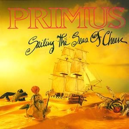 Play & Download Sailing The Seas Of Cheese by Primus | Napster