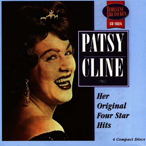 Her Original Four Star Hits by Patsy Cline