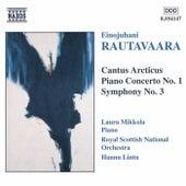 Cantus Arcticus / Piano Concerto by Einojuhani Rautavaara