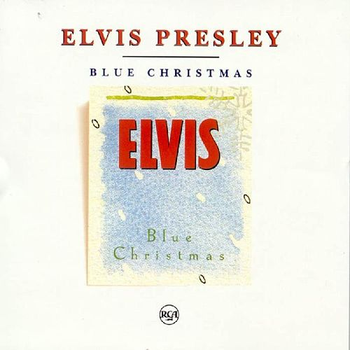 Blue Christmas by Elvis Presley