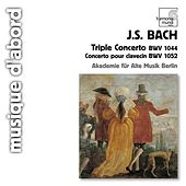 Play & Download J.S. Bach: Triple Concerto, BWV 1044 by Various Artists | Napster