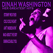 Dinah Washington Her Greatest Hits by Dinah Washington