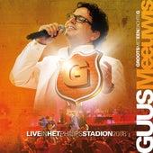 Groots Met Een Zachte G Live In Het Philips Stadion 2008 van Guus Meeuwis