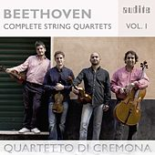 Ludwig van Beethoven: Complete String Quartets, Vol.1 (String Quartets No. 6, Op. 18, No. 11, Op. 95 & No. 16, Op. 135) by Quartetto di Cremona