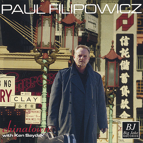 Play & Download Chinatown by Paul Filipowicz | Napster