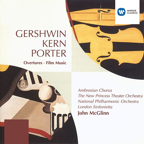 Gershwin/Porter/Kern Overtures and Film Music by Teresa Stratas
