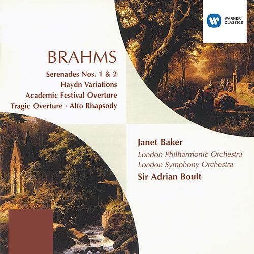 Play & Download Brahms Orchestral Works by Johannes Brahms | Napster