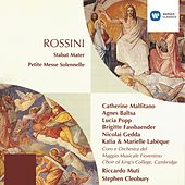 Rossini Choral Works by Riccardo Muti