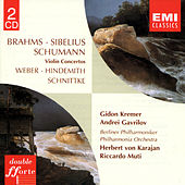 Gidon Kremer plays Works for Violin by Gidon Kremer