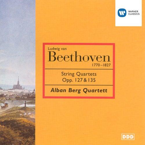 Beethoven: String Quartet Nos 12 & 16 by Alban Berg Quartet