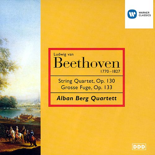 Play & Download Beethoven: String Quartet No 13 by Alban Berg Quartet | Napster