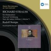 R. Strauss:tanz Der Seiben Schleier/tod Und Verklärung/ein Heldenleben by Staatskapelle Dresden