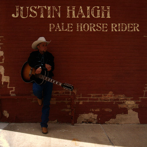 Pale Horse Rider by Justin Haigh