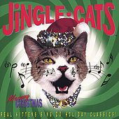 Meowy Christmas by Jingle Cats