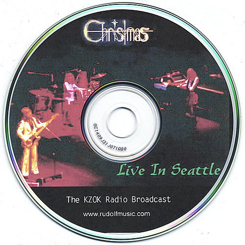 Live In Seattle by Christmas