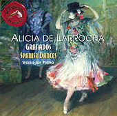 Granados: Spanish Dances by Alicia De Larrocha