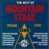 The Best Of Mountain Stage Live, Vol. 4 von Various Artists