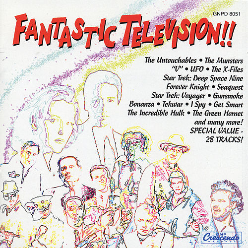 Fantastic Television!! by Various Artists