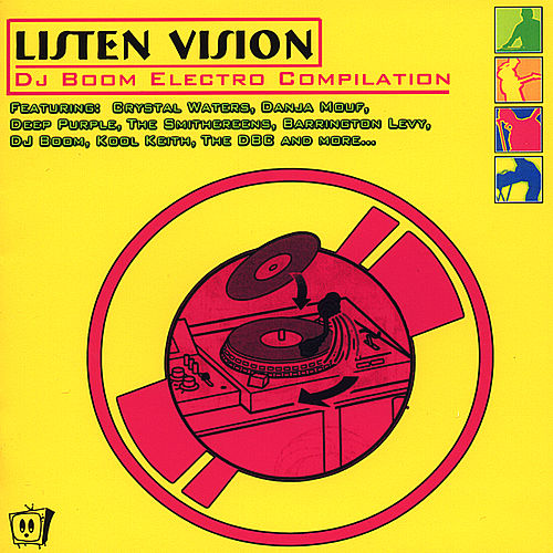 Listen Vision - Electro Compilation by Various Artists