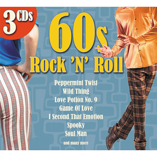Play & Download 60s Rock N Roll  by Various Artists | Napster