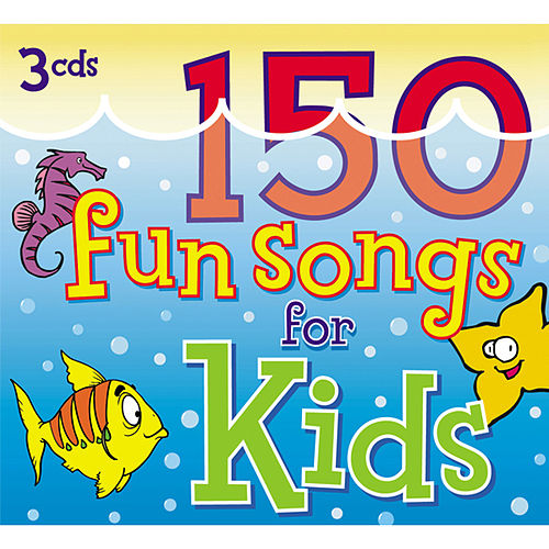 Play & Download 150 Fun Songs For Kids  by The Countdown Kids | Napster