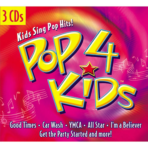 Pop 4 Kids by The Countdown Kids