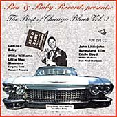 The Best of Chicago Blues, Vol. 3 by Various Artists