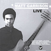 Play & Download Matthew Garrison Live CD+DVD by Matthew Garrison | Napster