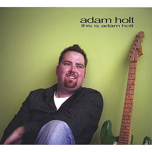 This is Adam Holt by Adam Holt