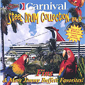 Fins and More Jimmy Buffett Favorites by The Carnival Steel Drum Band