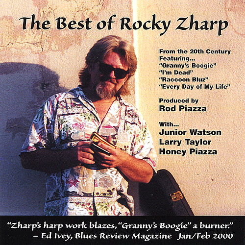 Play & Download The Best Of by Rocky Zharp | Napster