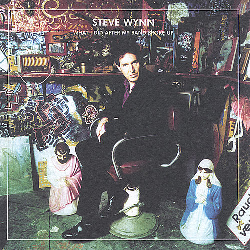 What I Did After My Band Broke Up/Visitation Rights (2CD) by Steve Wynn