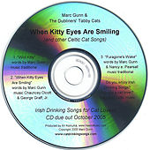 When Kitty Eyes Are Smiling And Other Celtic Cat Songs by Marc Gunn