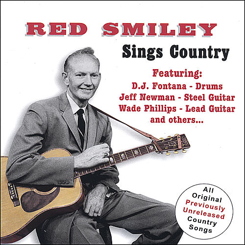 Play & Download Sings Country by Red Smiley & The Bluegrass... | Napster