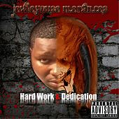 Hardwork and Dedication by Jewleyouse Merances