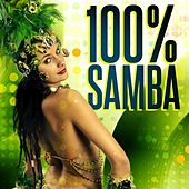 100 % Samba by Various Artists