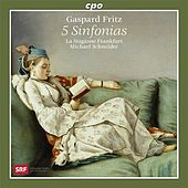 Play & Download Fritz: 5 Sinfonias by La Stagione Frankfurt | Napster