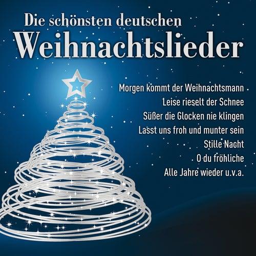 Die schönsten deutschen Weihnachtslieder by Weihnachtslieder